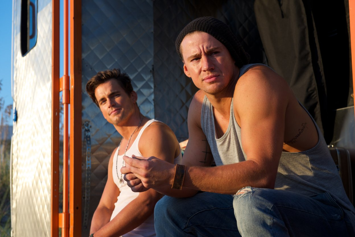 Magic Mike XXL Channing Tatum Matt Bomer