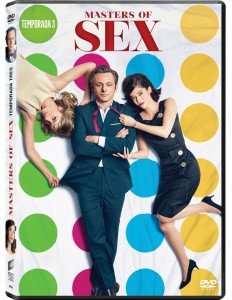 Masters of Sex 3 DVD