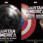 Concurso: 2 lotes de 'Capitán América' (El Soldado de Invierno y Civil War) de Panini Cómics