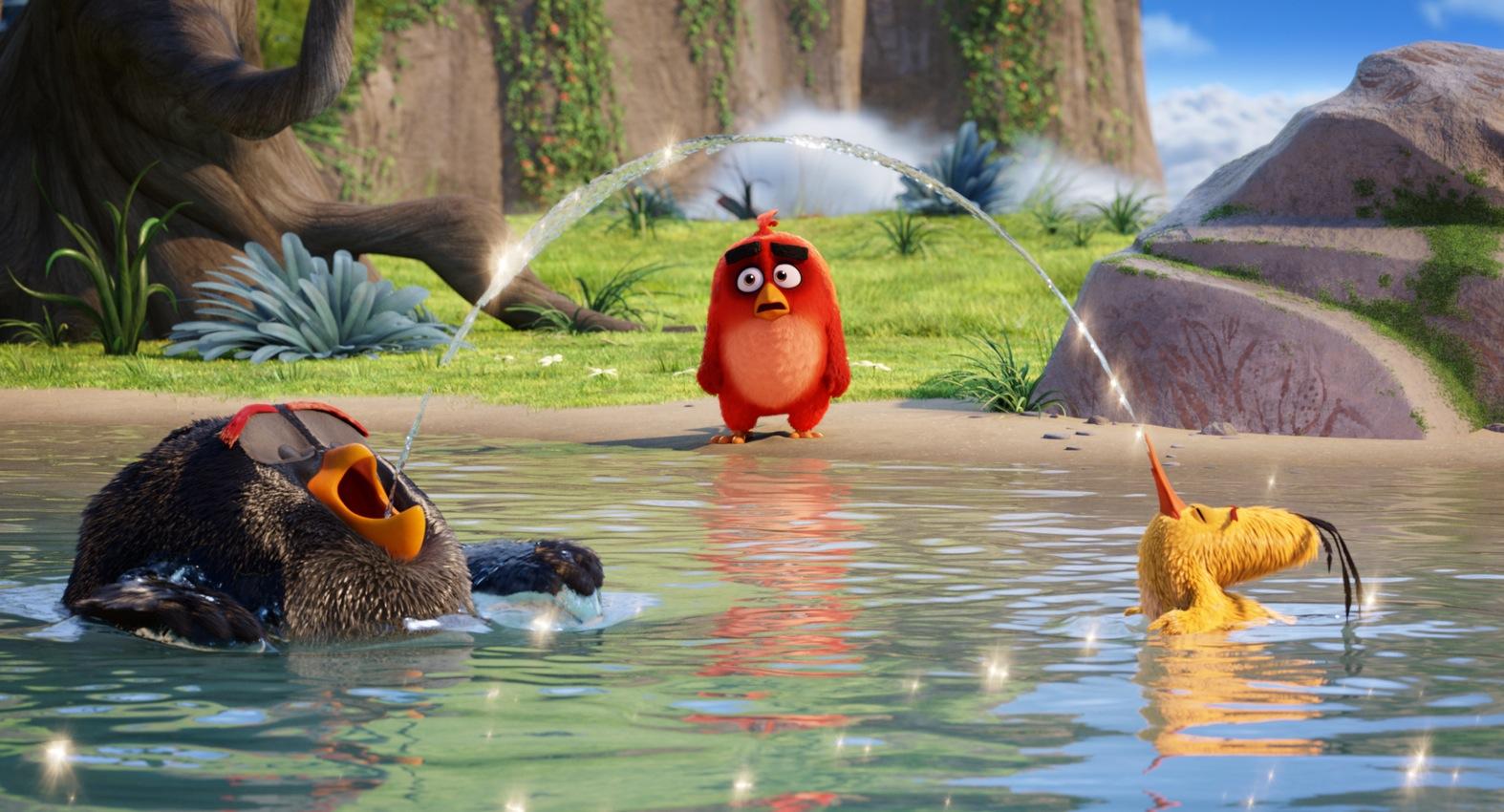 Critica Angry Birds La Pelicula