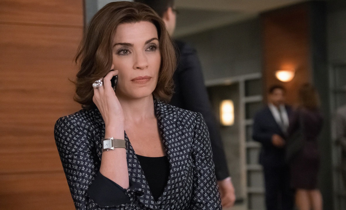 The Good Wife End 1