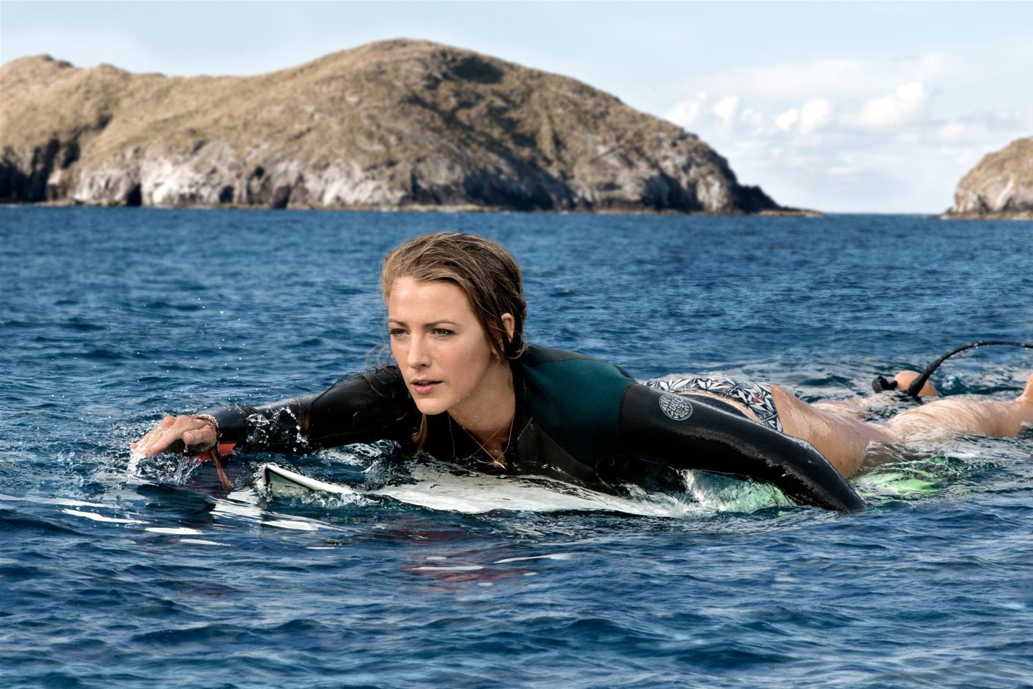 Blake Lively Infierno azul The Shallows