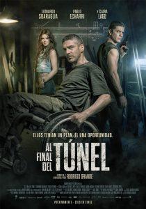 Al final del túnel póster
