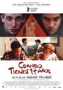 cuando-tienes-17-anos-poster-espanol