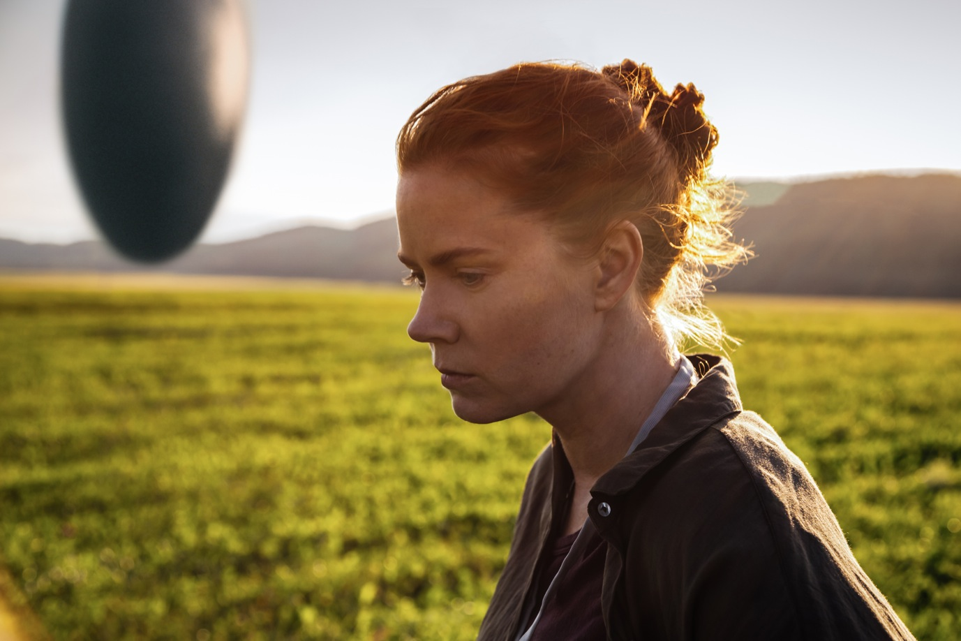 Amy Adams as Louise Banks in ARRIVAL by Paramount Pictures