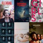Lo más fuertecito 2016: Televisión