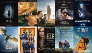 Lo más fuertecito 2016: Top 25 mejores películas del año