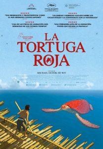 la-tortuga-roja-poster
