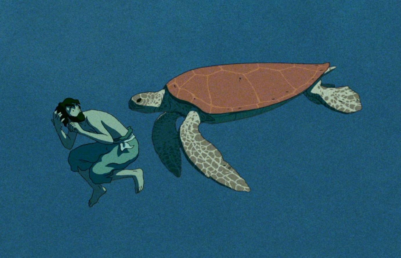 la-tortuga-roja
