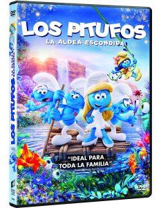 pitufos-dvd
