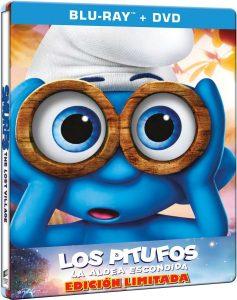 pitufos-steelbook