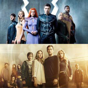Las comparaciones son odiosas: Inhumans vs. The Gifted